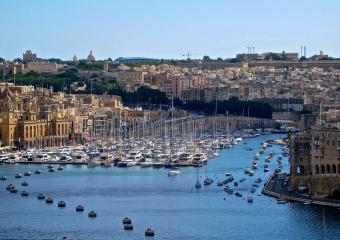 Découverte de La Valette, capitale de Malte