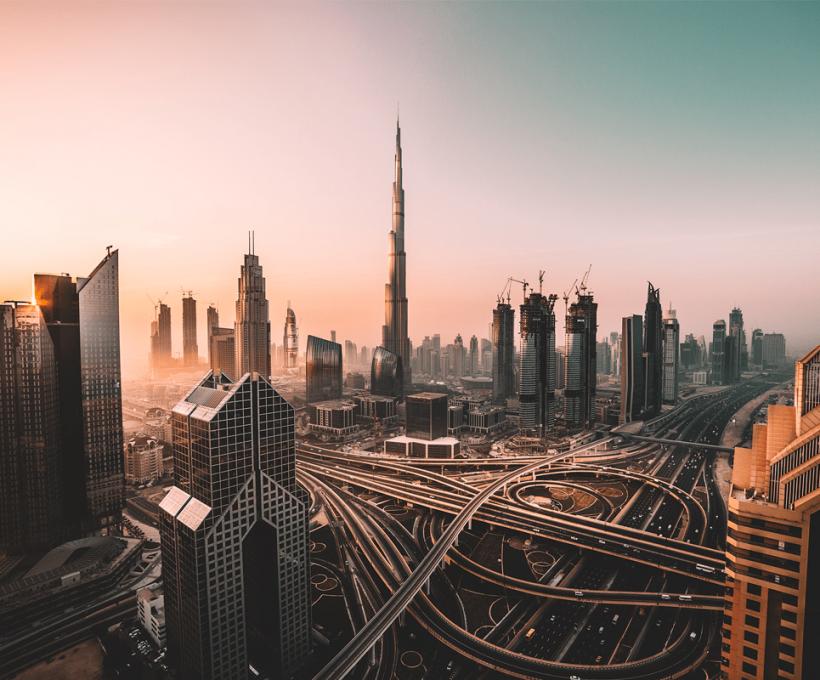 Visiter l'extraordinaire Dubaï